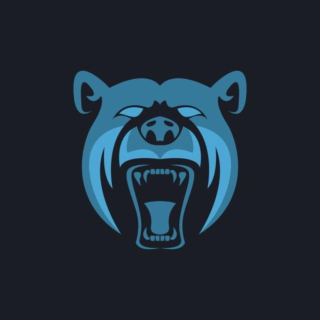 Gambar Beruang Kepala Vektor Ilustrasi Abstrak Marah Haiwan Png Dan Vektor Untuk Muat Turun Percuma Ilustrasi Ilustrasi Vektor Png