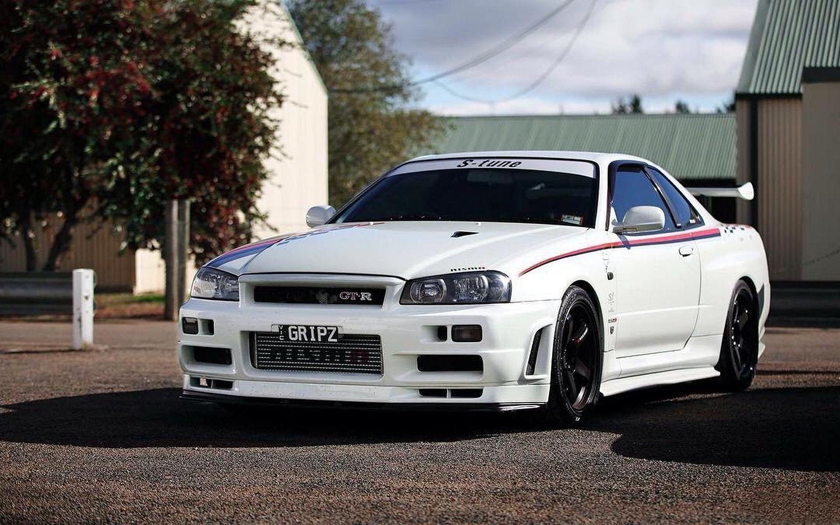 Nissan Skyline GTR R34 Fast And Furious Awesome   Gtr r34, Skyline ...