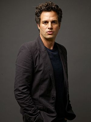 Absolutely nothing wrong with him...Mark Ruffalo