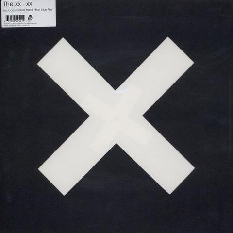 xx, The xx Vinyl LP