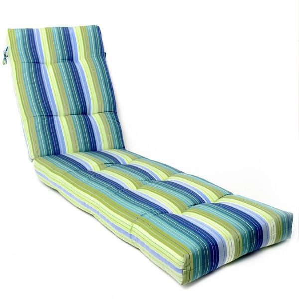 Beau UltimatePatio.com Long Replacement Outdoor Chaise Lounge Cushion  ... ($237)