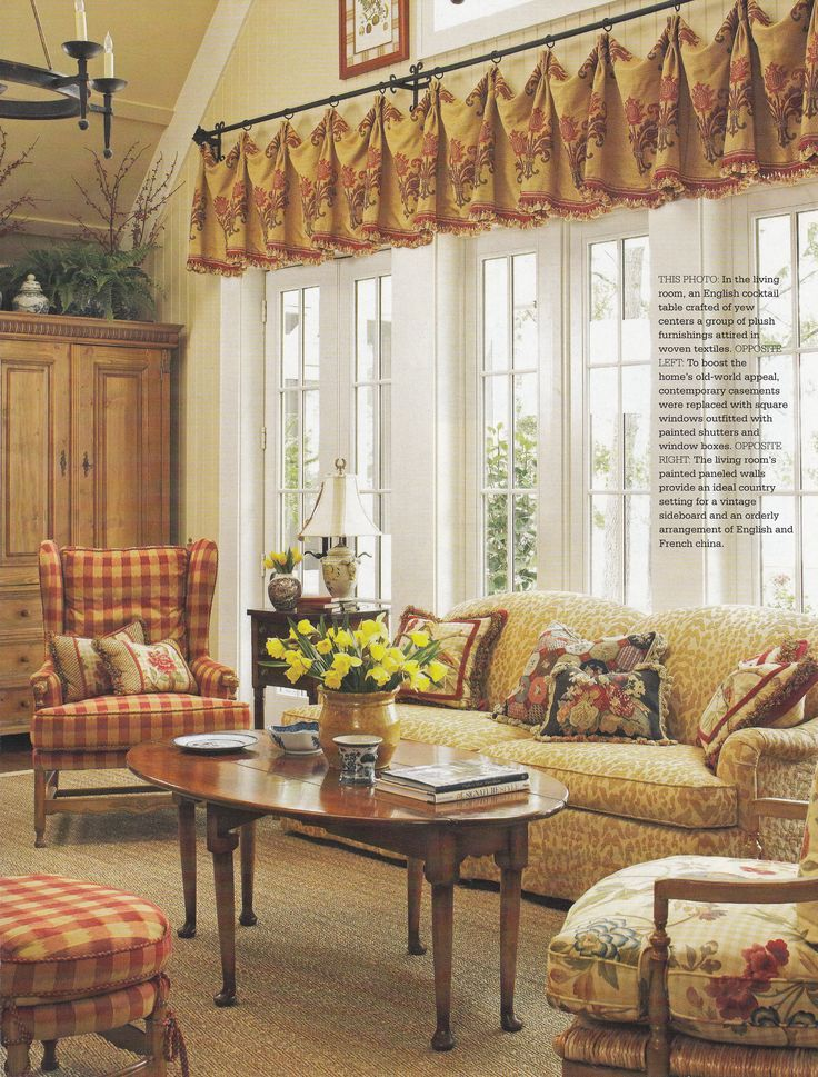 Image Result For French Country Decor Red Yellow Green Captivating French Design Living Room Design Inspiration