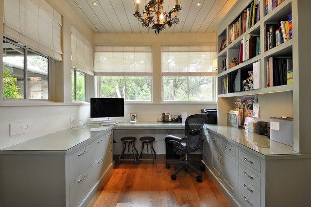 stock trading business home office - Google Search | Ideas to try ...