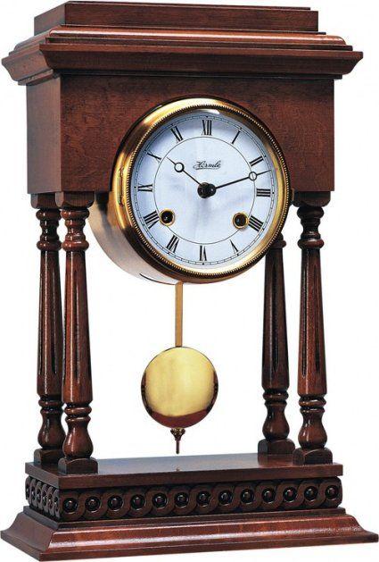 Hermle Judge Mantel Clock Key Wound Mechanical 8 Day Bell Half Hour Strike Mantel Clock Antique Mantel Clocks Clock Antique Mantle Clock