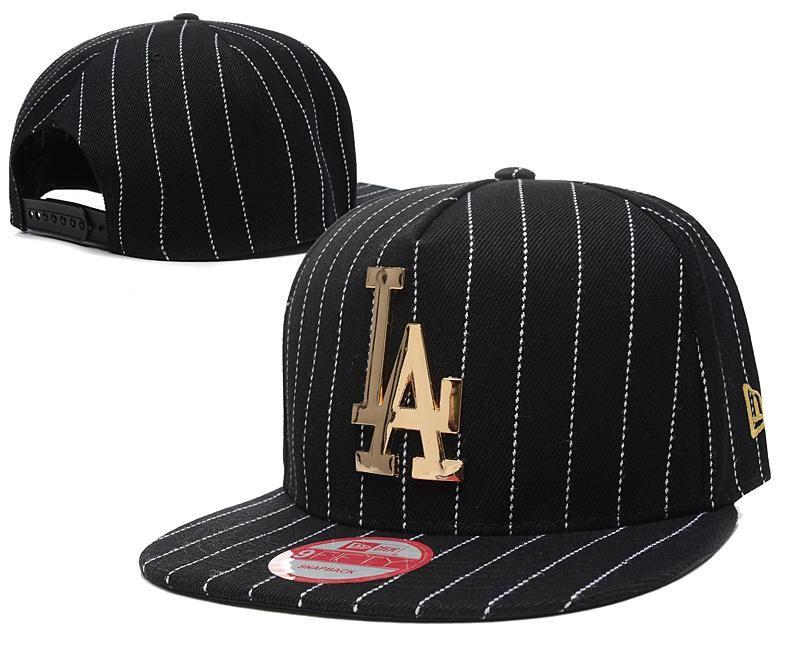 cheap mens los angeles dodgers new era 9fifty gold metal la logo a frame  white stripes 4ffce567658f