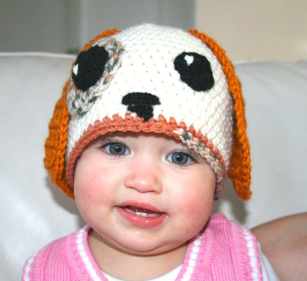 so cute   crochet   Pinterest   Halloween patterns, Baby hat ...