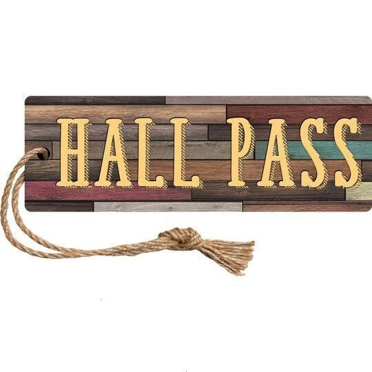 Sweet Classroom Magnetic Hall Pass, 6Ct. By Teacher Created Resources | Michaels®Home Sweet Classr