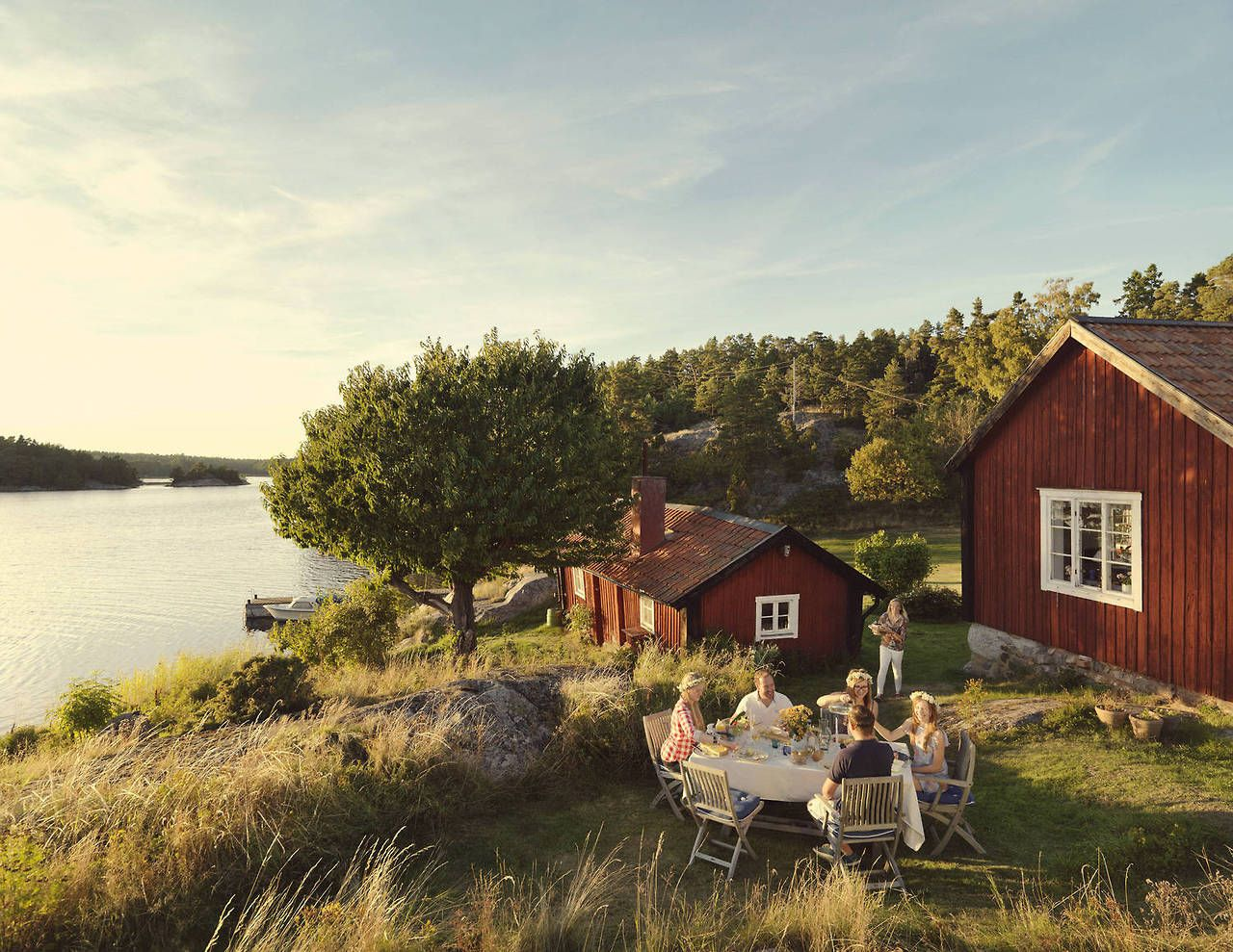 Perfect Summer In Sweden Summer House Swedish House Summer Cottage