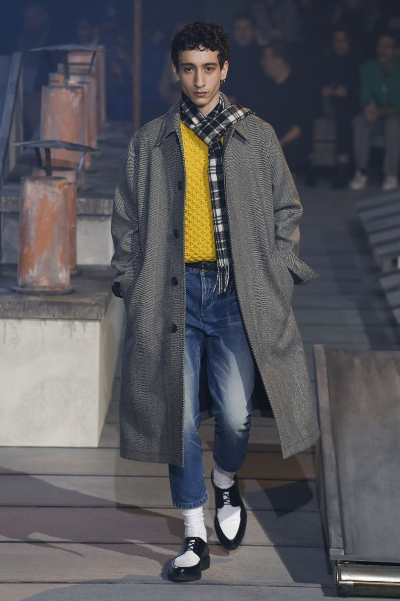 Ami autumnwinter menswear la mode masculine pinterest