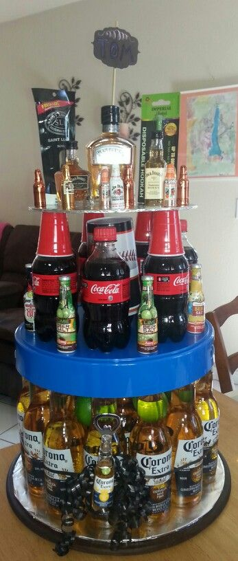 30th birthday cake ideas tom s manly corona daniel s cake present make sure 1105