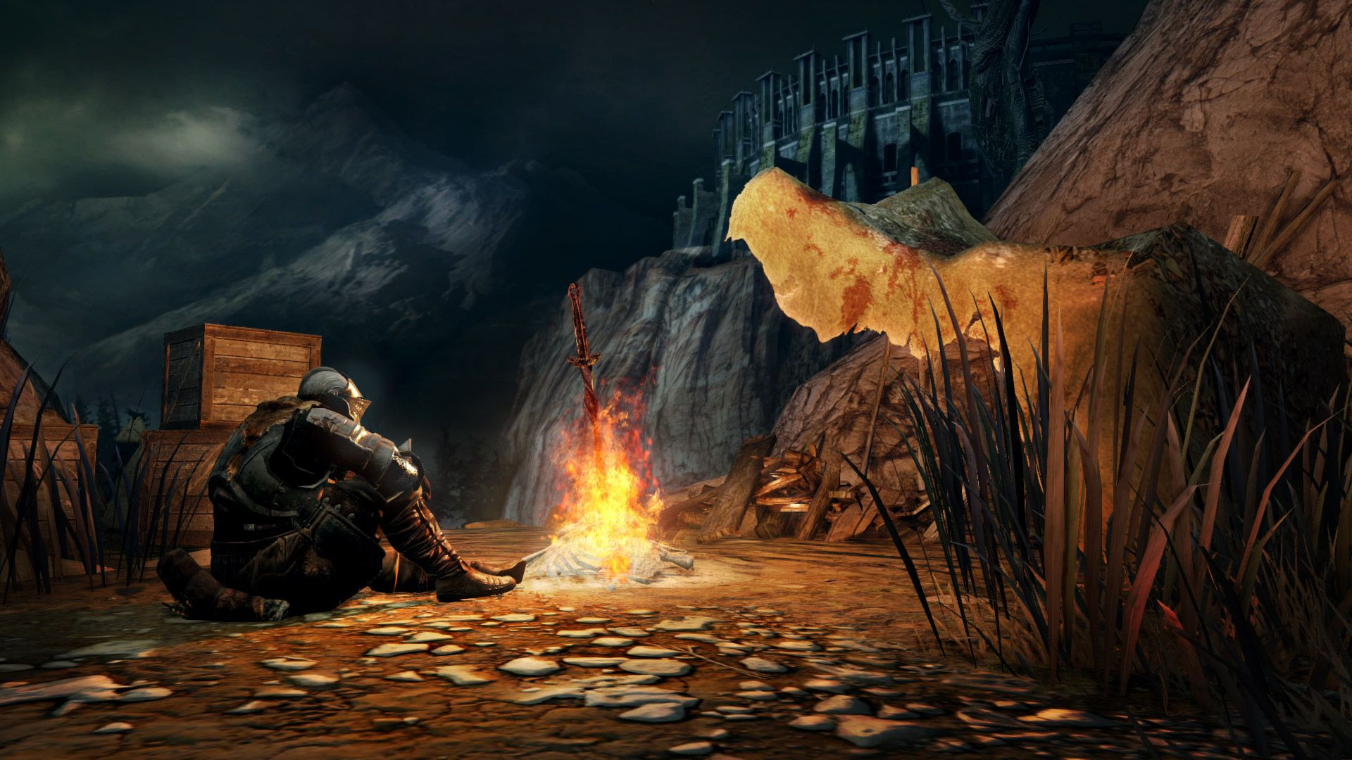 Dark Souls bonfire | Dark Souls | Valiance | Pinterest | Dark souls