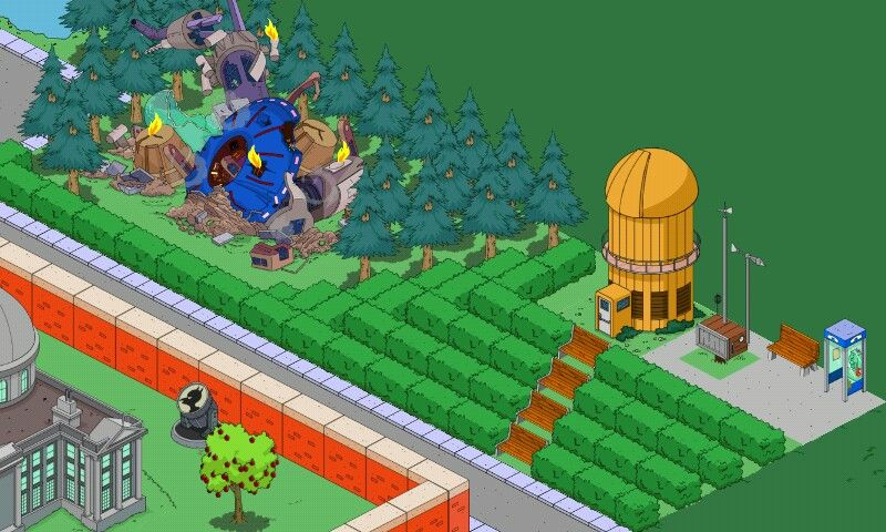 The simpsons virtual springfield game free download for Virtual springfield