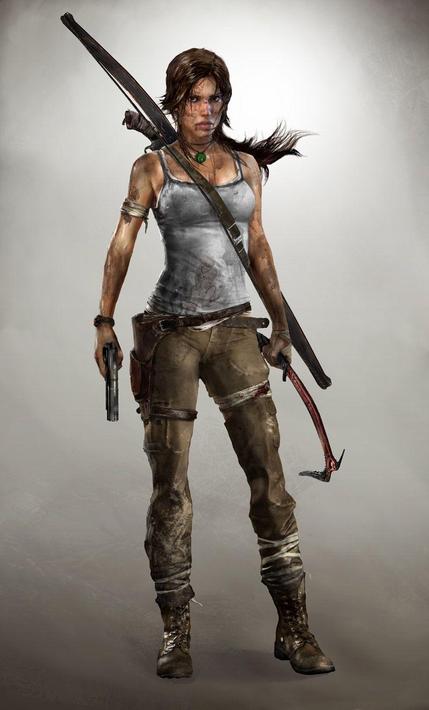 Lara Croft Tomb Raider 2013 Laracroft Tombraider
