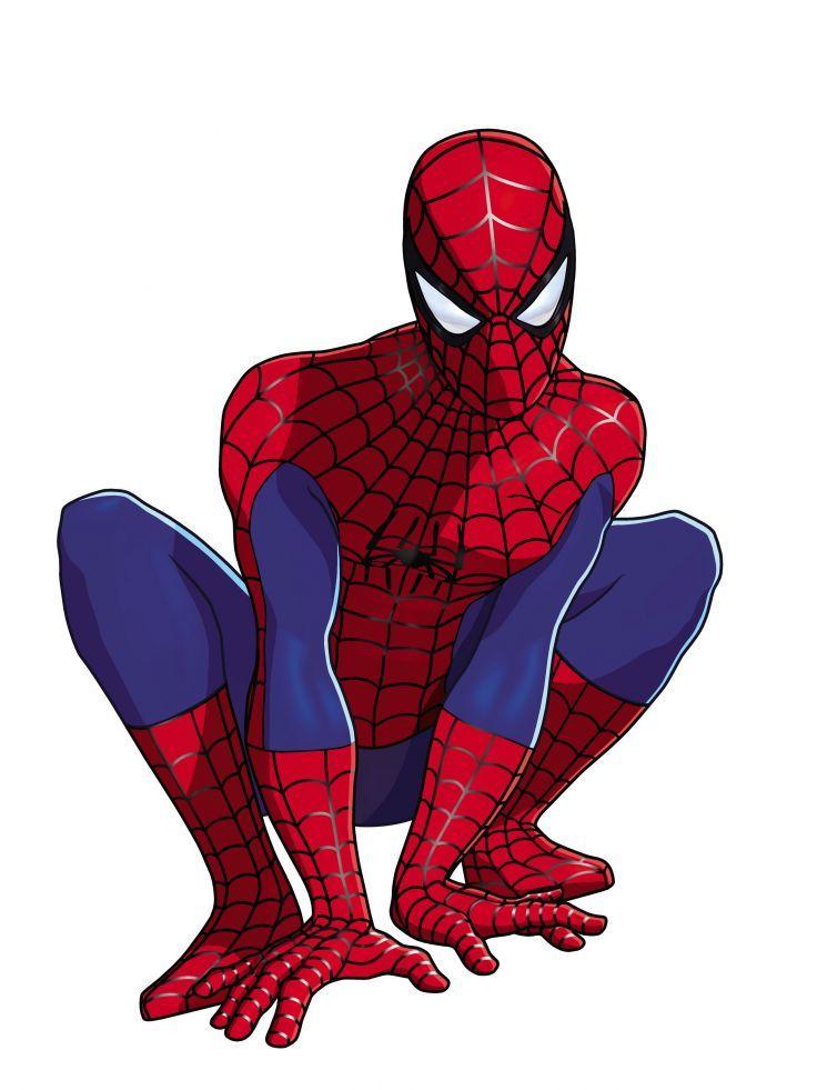 Spider Man The New Animated Series Personajes Avengers Superheroes Superheroes Marvel