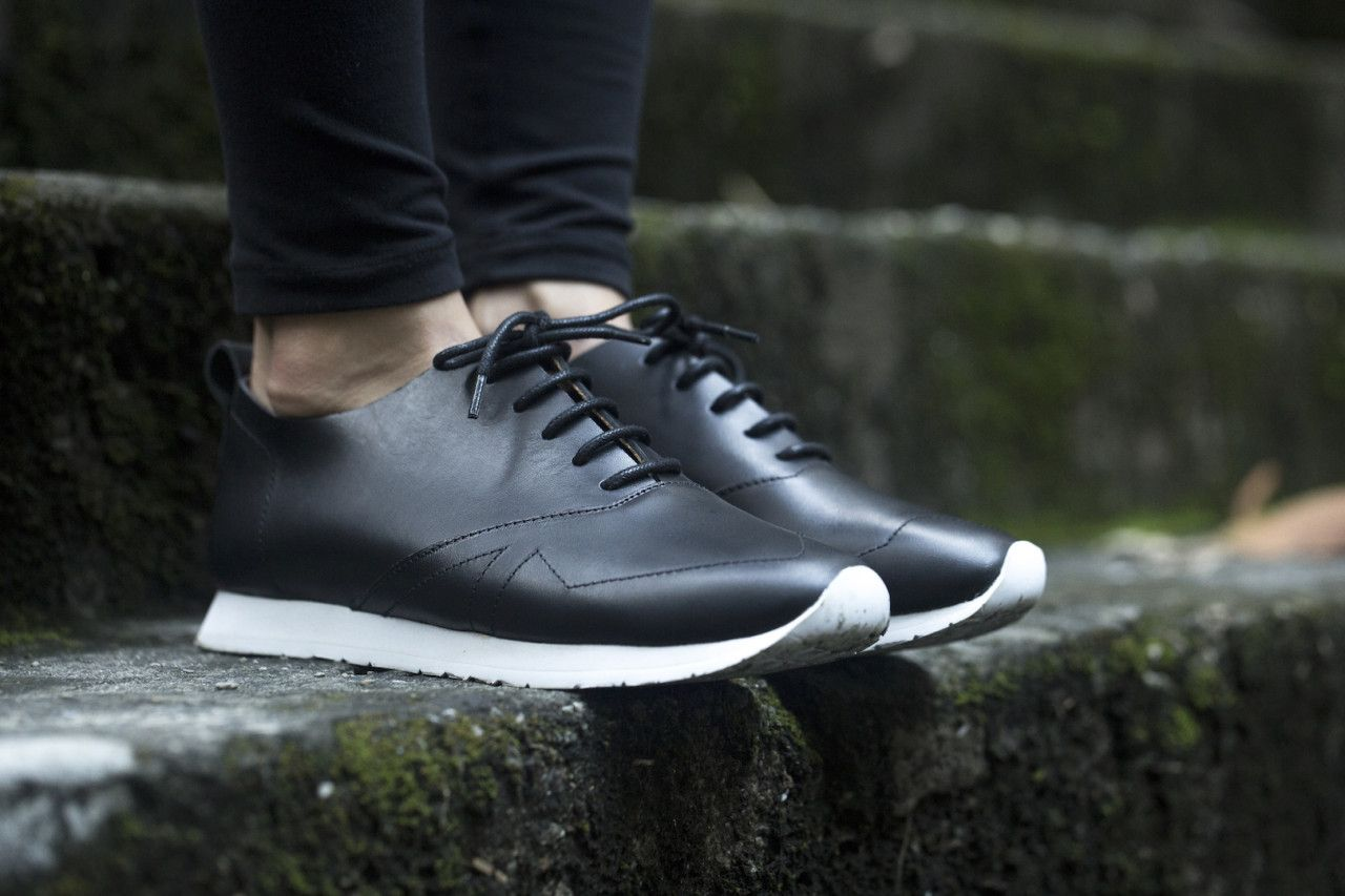 Sharp Meets Street with squarestreet's SQ37 Shoe