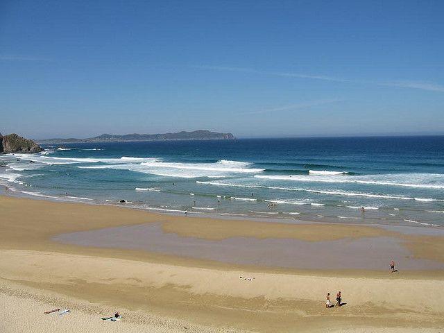 Praia de Campelo. Meir