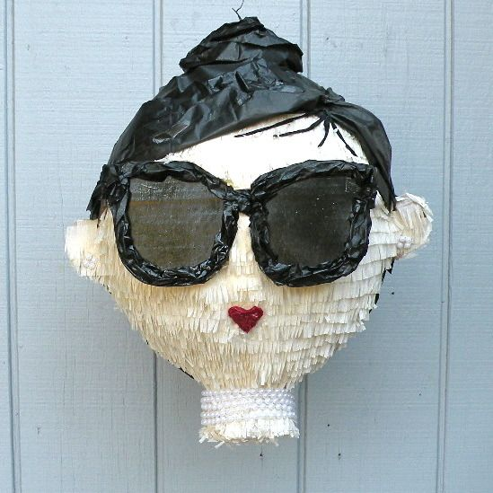 Audrey Piñata made to order.16 inchespull strings are not available for this…