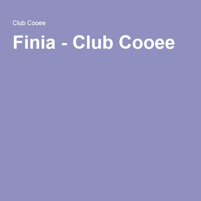 Finia - Club Cooee