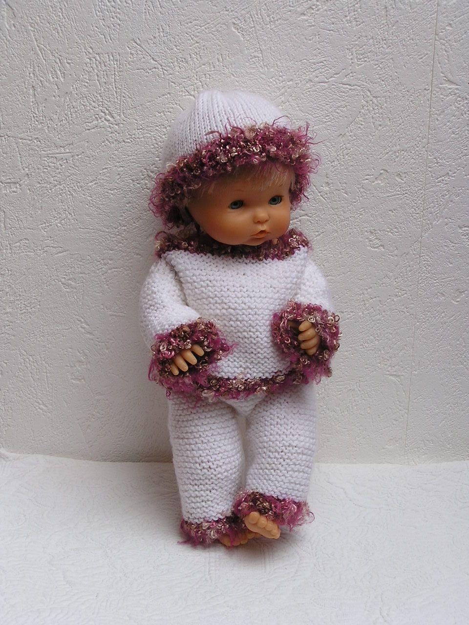 bd11882347328 Ensemble pantalon pour poupon ou poupée de 40 à 42 cm   Jeux