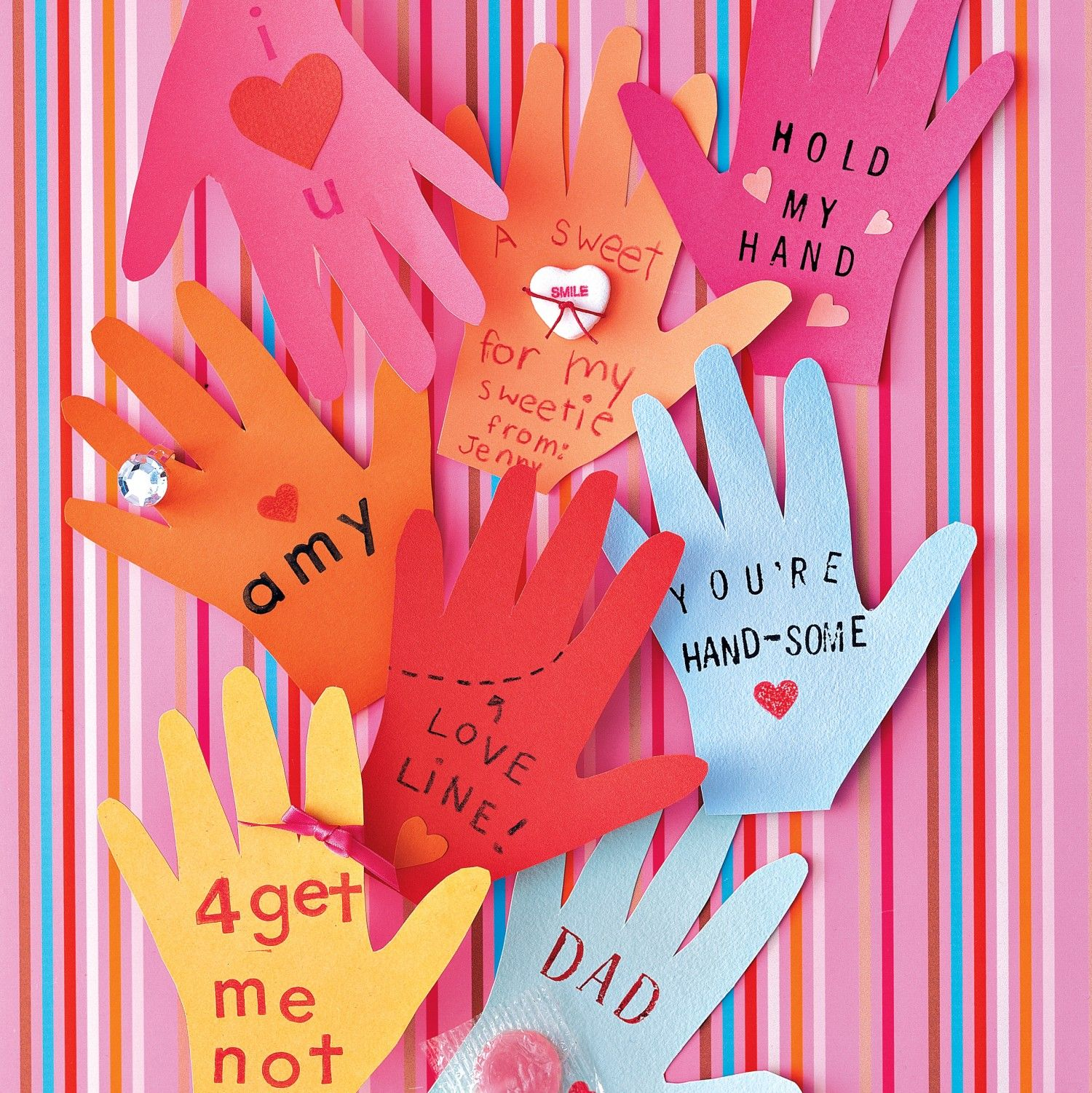 Crafty Kids Cool Diy Valentine S Day Cards To Hand Out At
