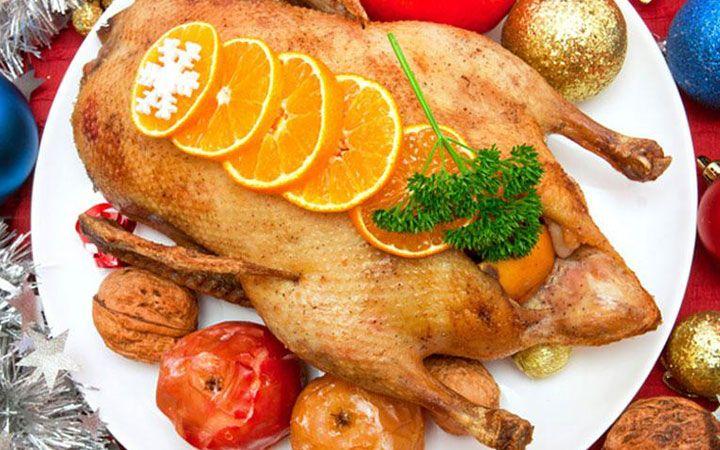 Утка с яблоками и апельсинами | Еда, Кулинария, Простые ...