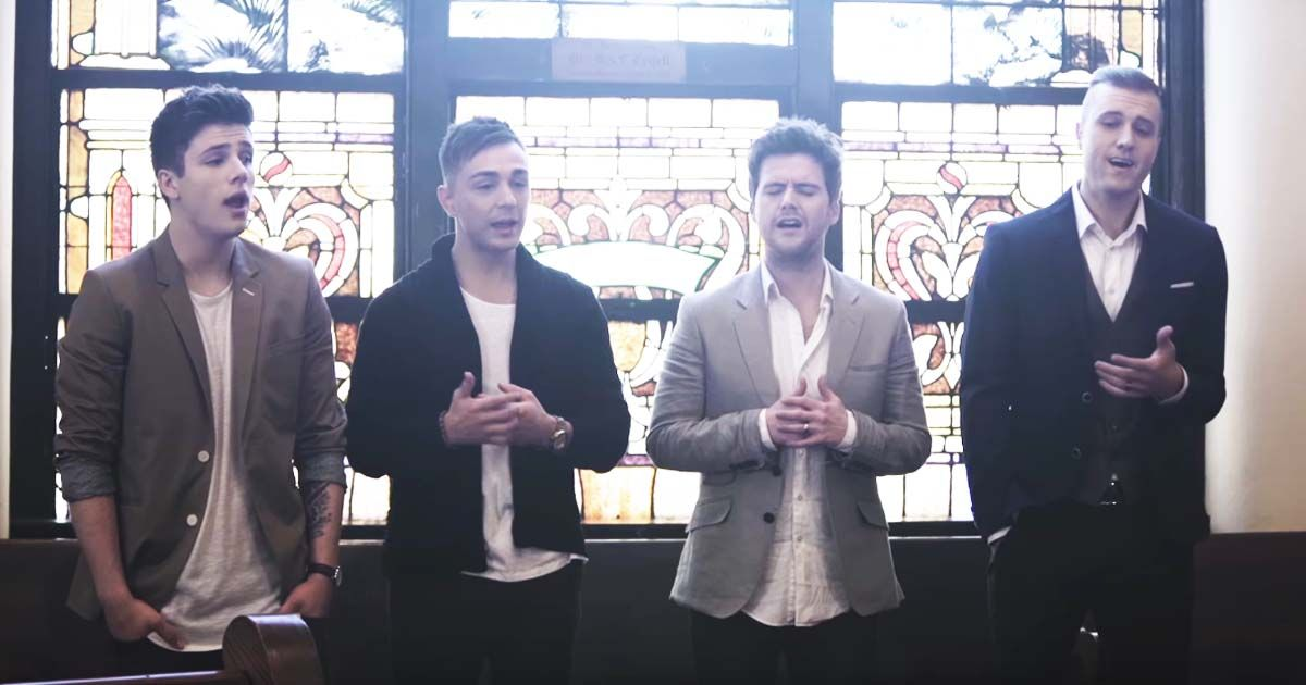 Beautiful Easter Medley By Anthem Lights Will Make Your Day