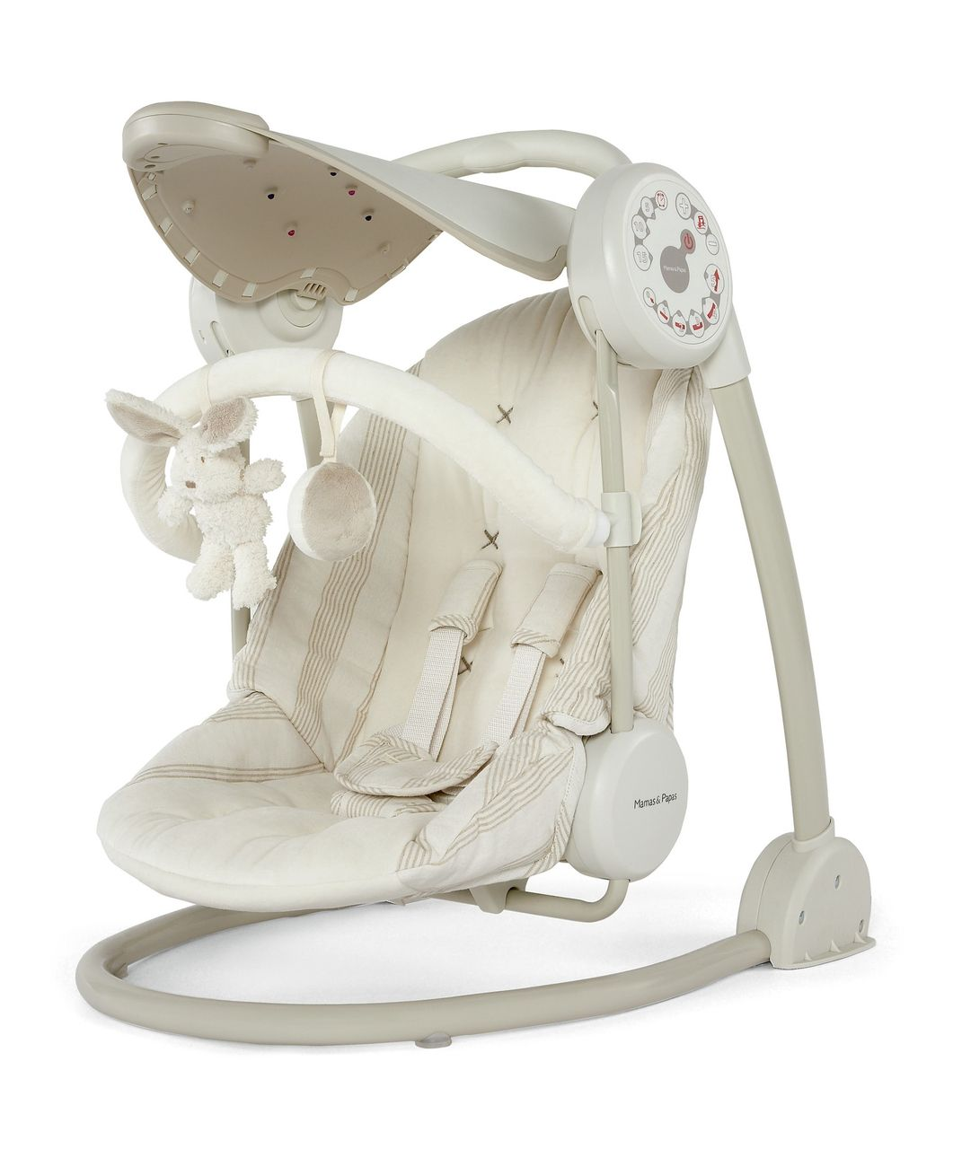 Baby Baby Swings Provided Mamas And Papas Starlite Swing
