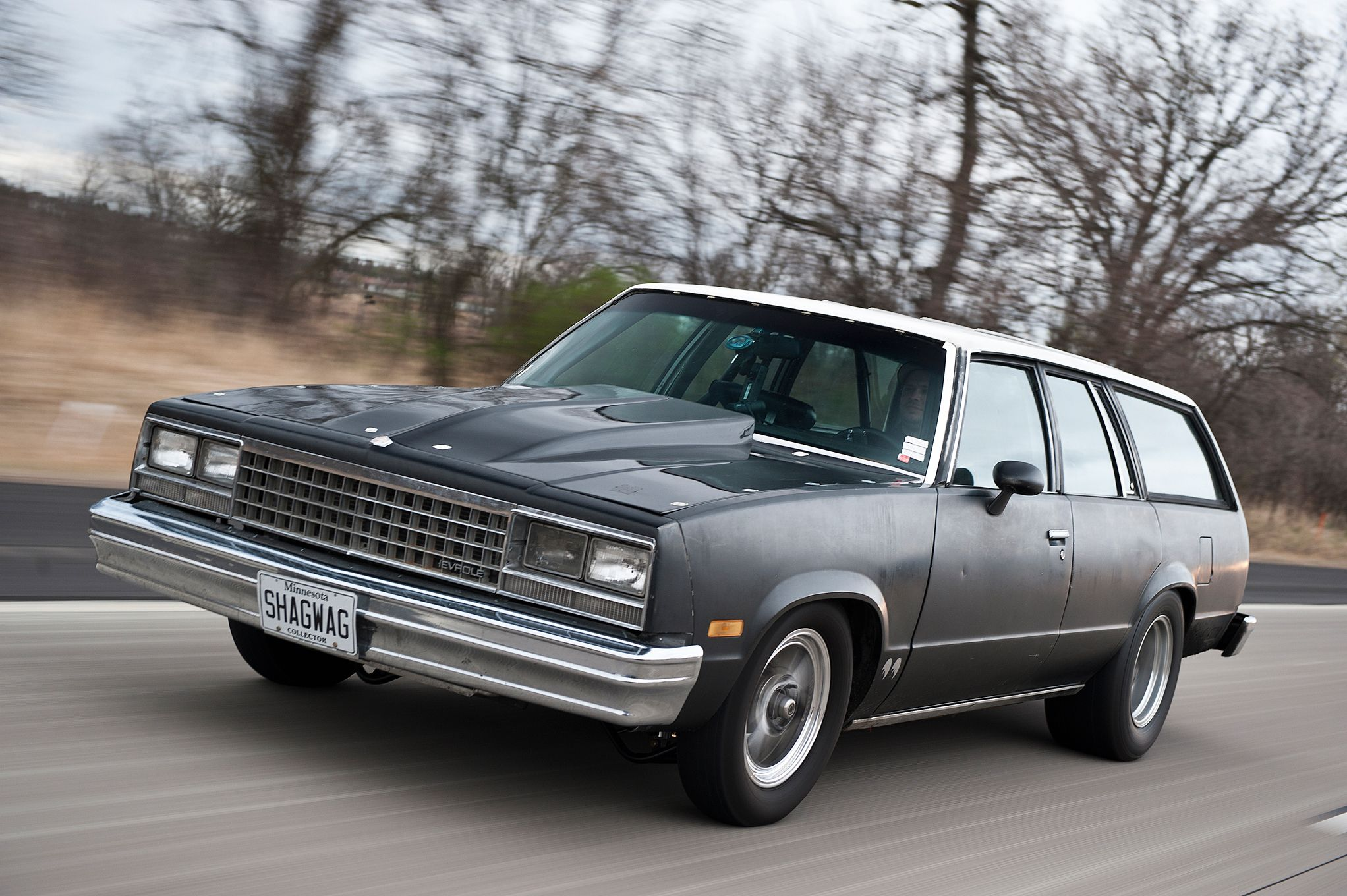 Dan Gefre\'s turbo 1983 Chevrolet Malibu was built for burnouts and ...