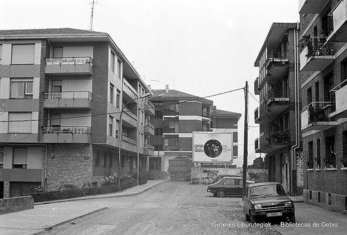 Calle Arene, Algorta, 1978 (Colección Eugenio Gandiaga) (ref. 06103)