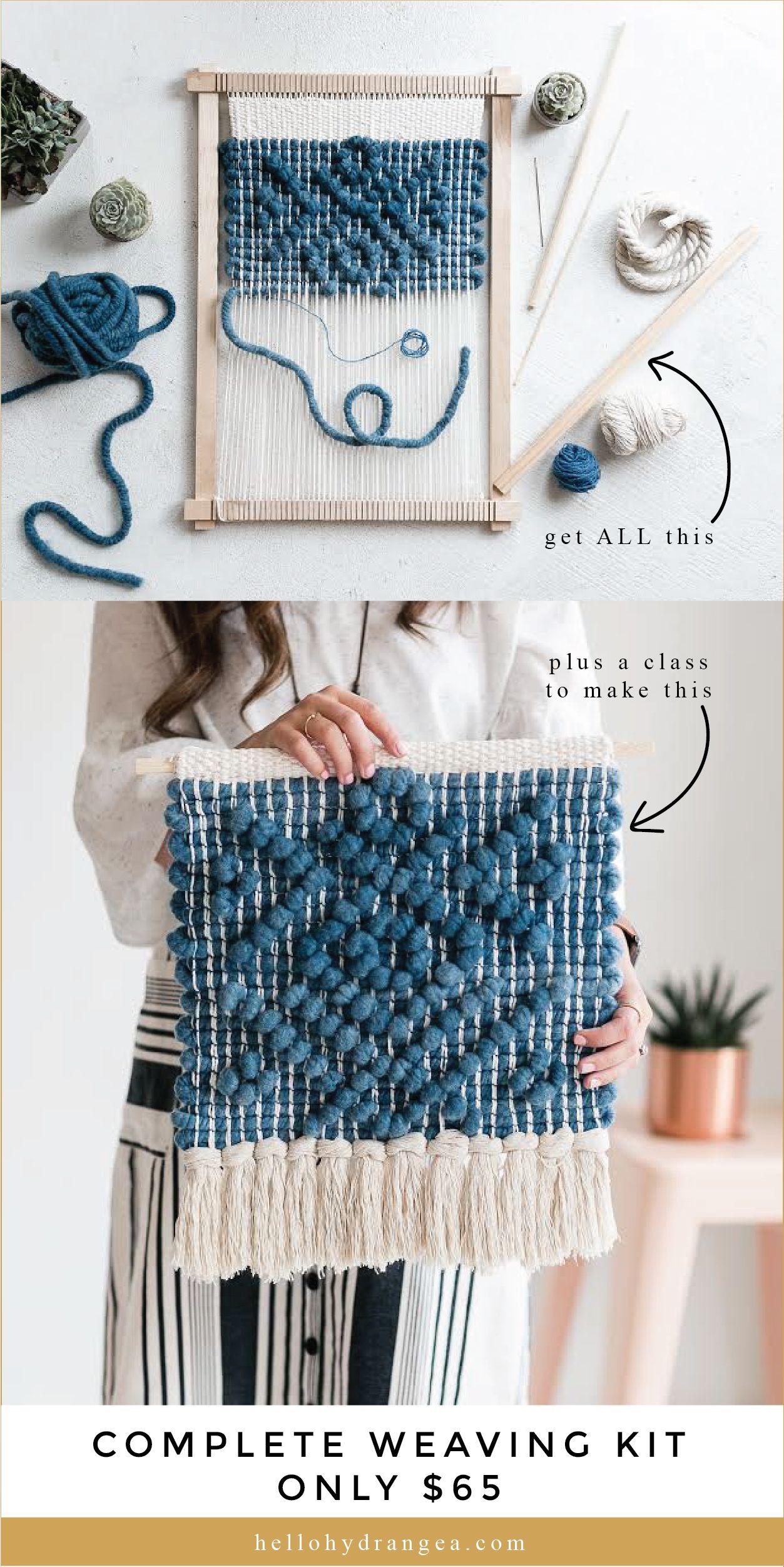 Hello Hydrangea + The Crafter's Box — Hello Hydrangea