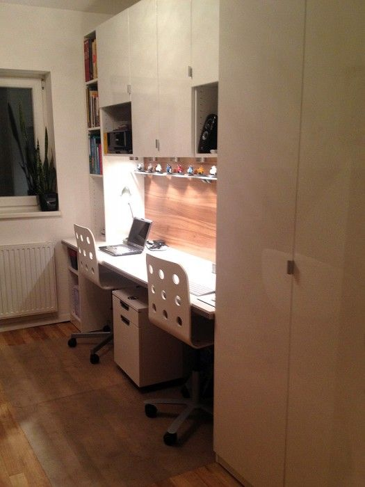 office hack. Ikea Office Hack · Faktum \u0026 Pax Turned Into An