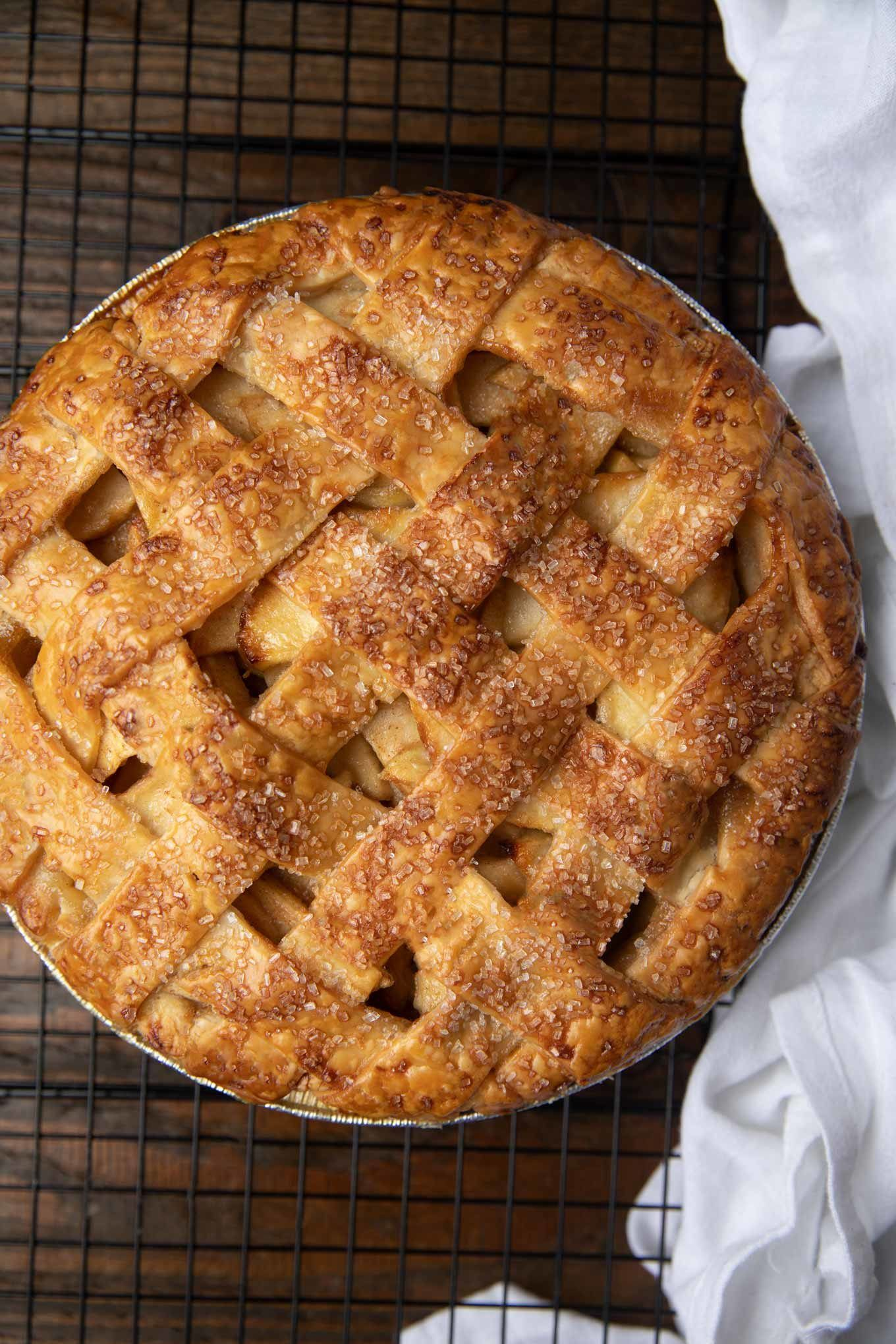 Apple Pie is a classic American dessert perfect for the