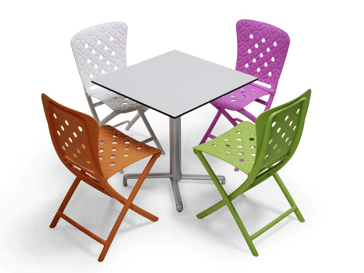 Nice chairs for outdoor - ZAC SPRING by Raffaello Galiotto Nardi ...