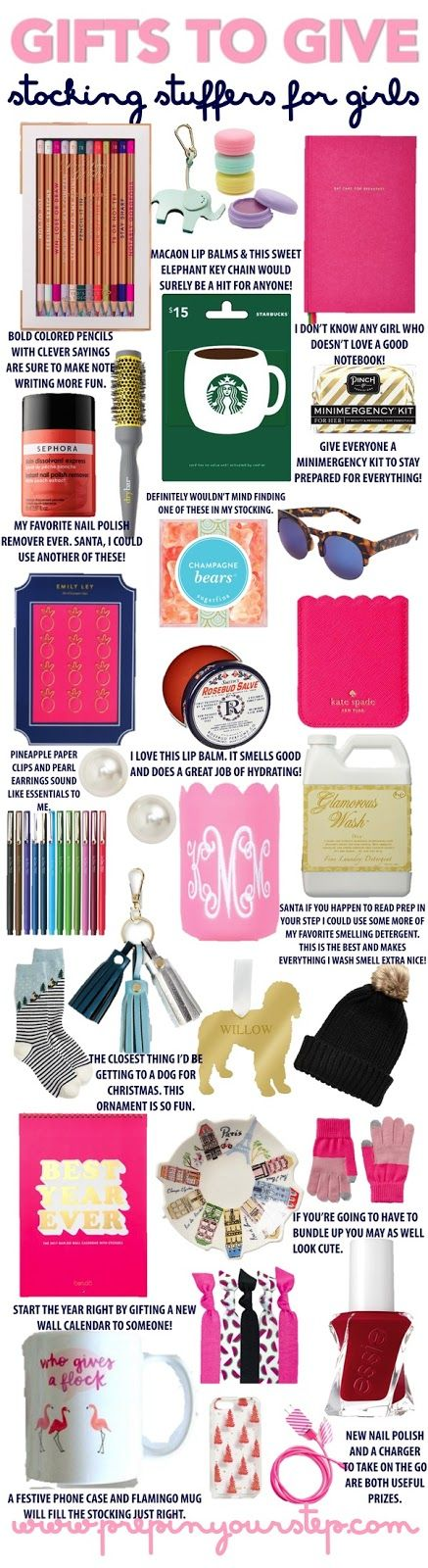 stocking stuffers for girls all under $30 Holiday Gift Ideas