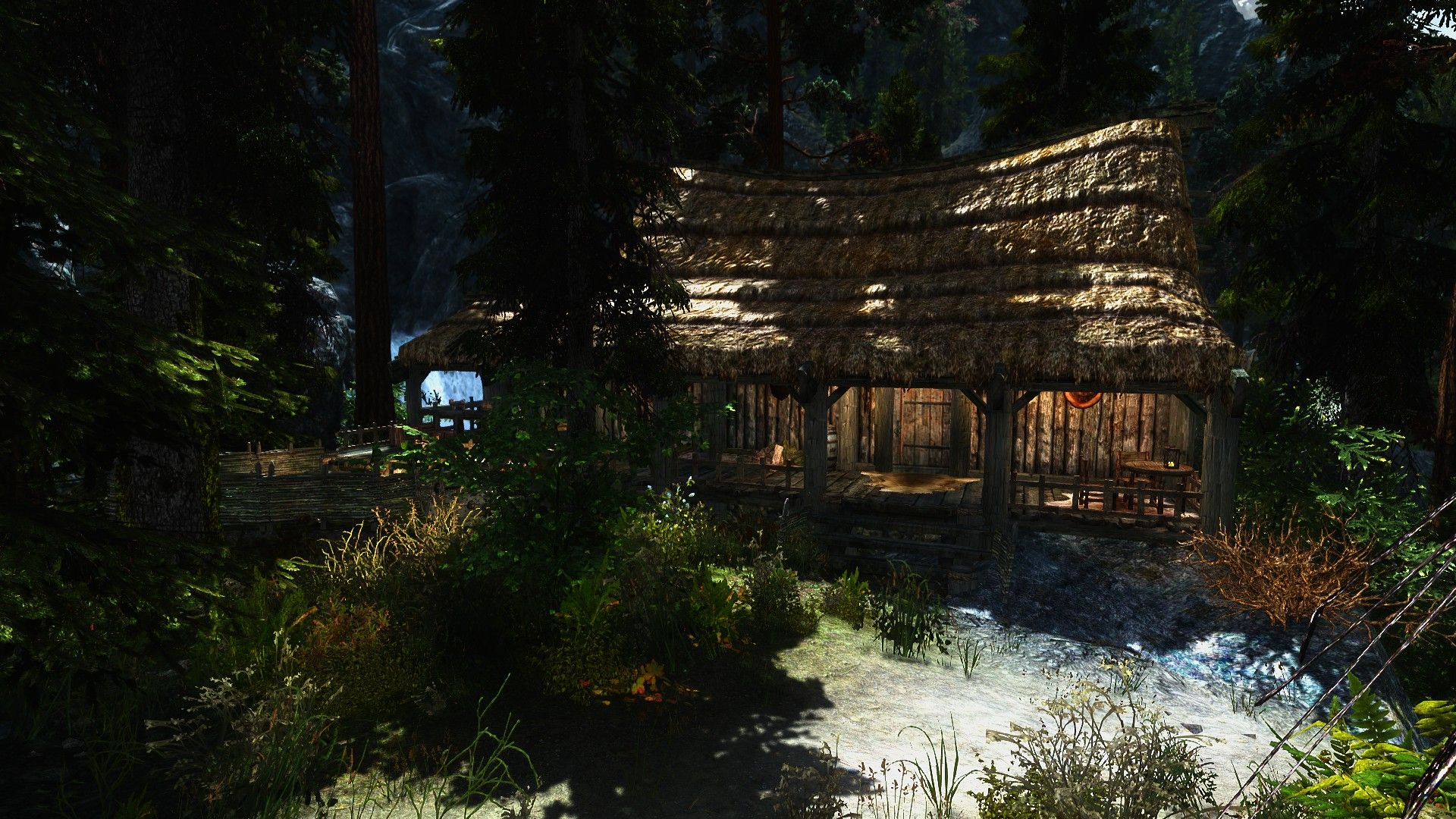 Forester's Cabin at Skyrim Nexus - mods and community | (Game