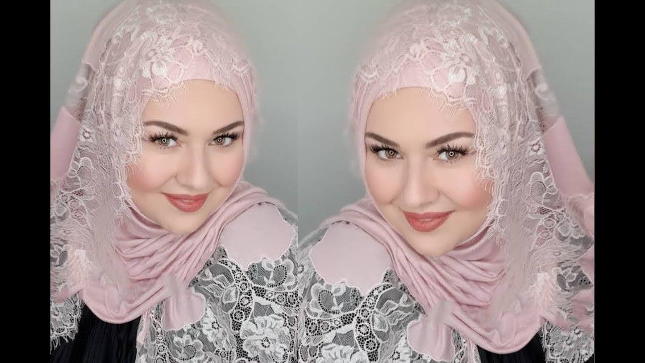 Amazing Hijab Tutorial 2019 تعليم كيفية لف الحجاب موديل جديد و جميل Simple Hijab Tutorial Hijab Tutorial Simple Hijab