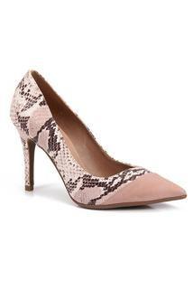 Sapato Scarpin Feminino Brenda Lee - Nude - Pesquisa Google