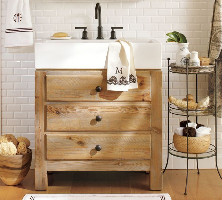 Sink Cabinet From Pottery Barn That I Can T Seem To Pin