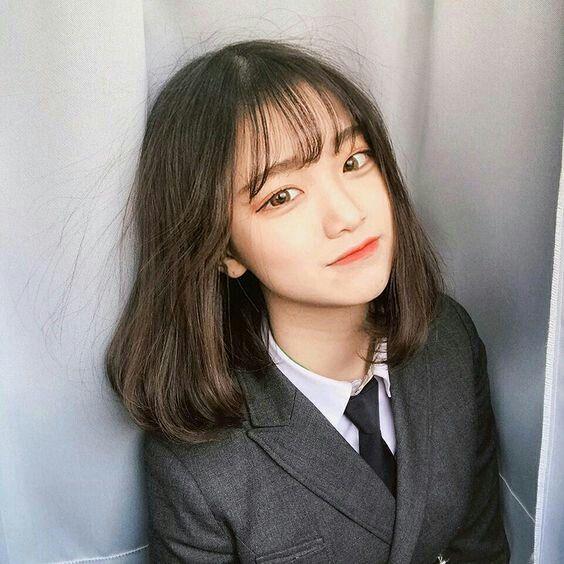 Son Eunbin Ulzzang Short Hair Korean Short Hair Ulzzang Hair