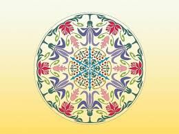 Resultado de imagem para pintura em mdf de arabescos