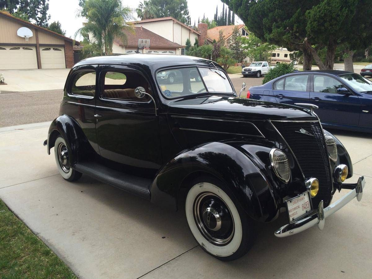1937 Ford Model 78 For Sale 1875115 Hemmings Motor News Ford Classic Cars Ford Models Lifted Ford Trucks