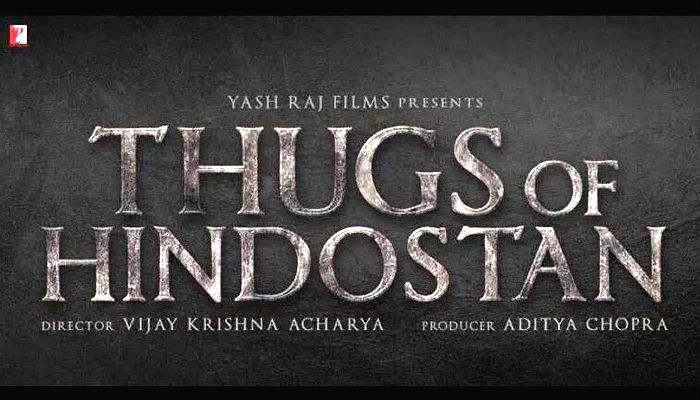 Watch Thugs of Hindostan Full-Movie Streaming