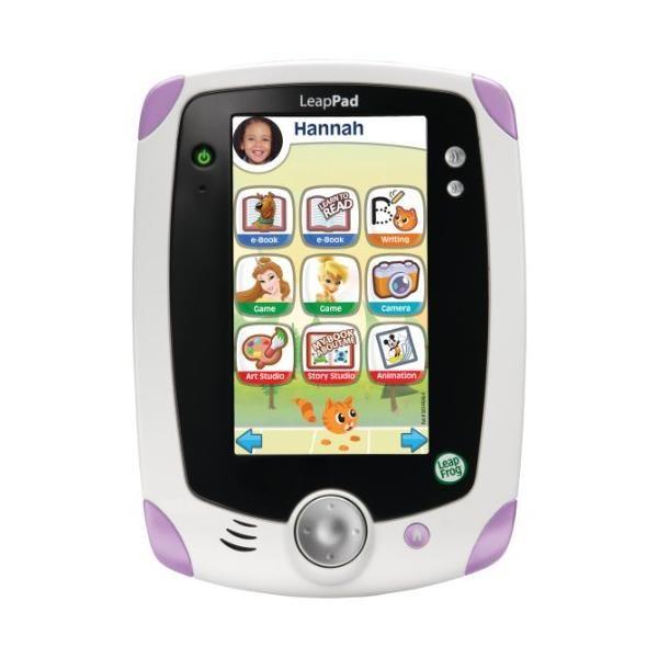 Leapfrog Leappad Explorer Learning Tablet Rosada Casa De Juegos Para Niños Niños Juegos Para Niños