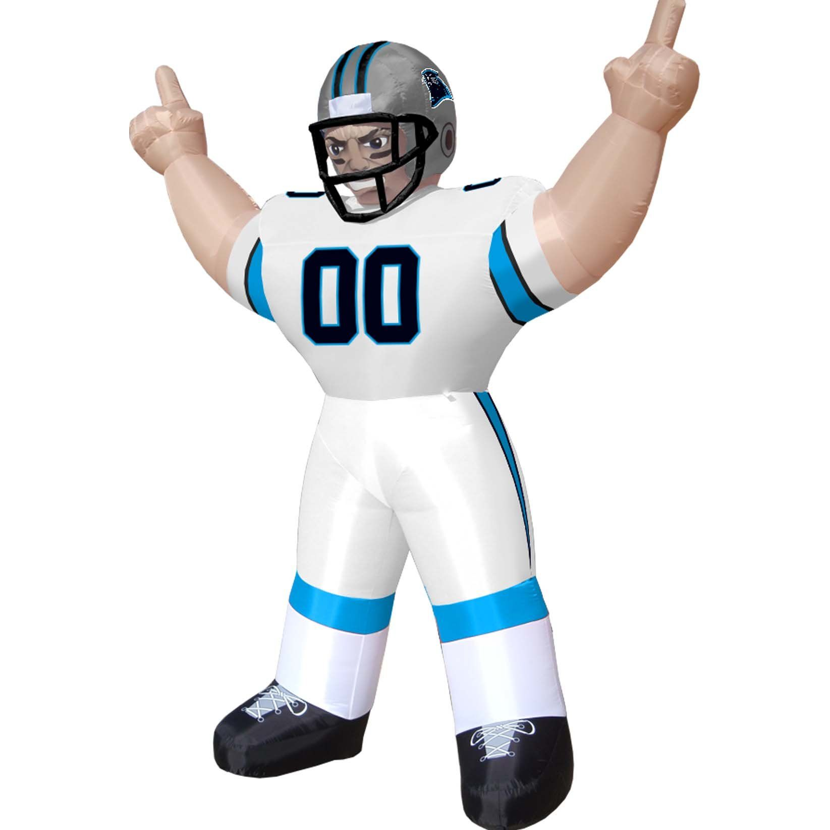 Amazon Com Carolina Panthers Tiny Inflatable Lawn Decoration Sports Fan Outdoor Statues Carolina Panthers Carolina Panthers Football Carolina Panthers Gear