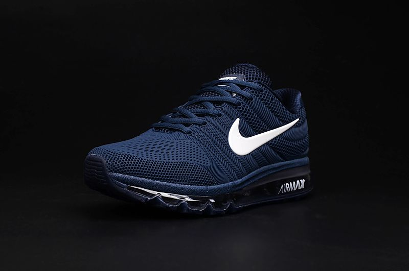 new concept 759d4 5c888 Nike Air Max 2017 Dark Blue Men Shoes