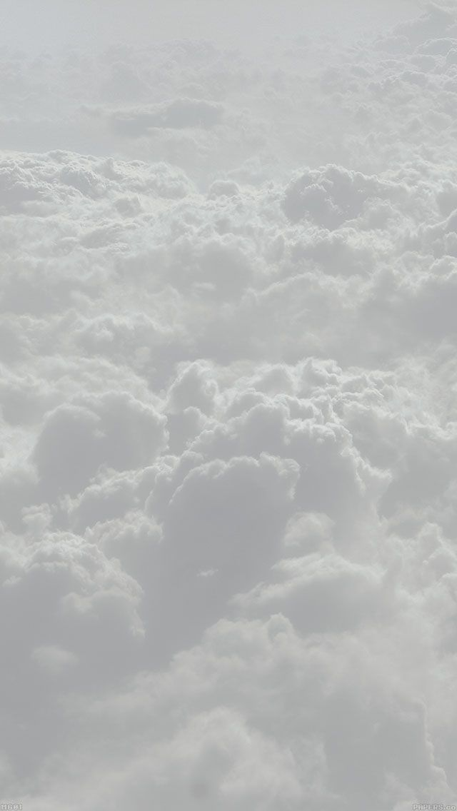 Mg01 Cloud Flare White Sky Wanna Fly Nature Clouds Wallpaper