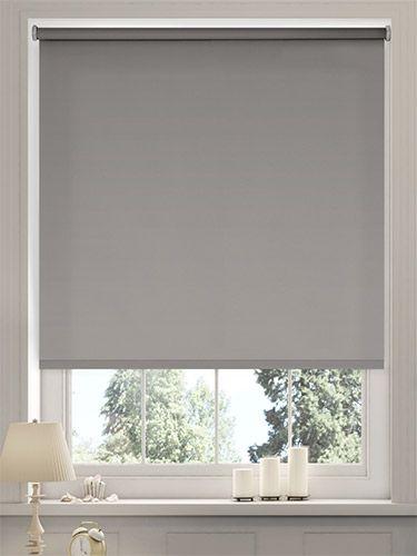 Blackout Bedroom Blinds sevilla tranquility dove blackout roller blind | window, bedrooms