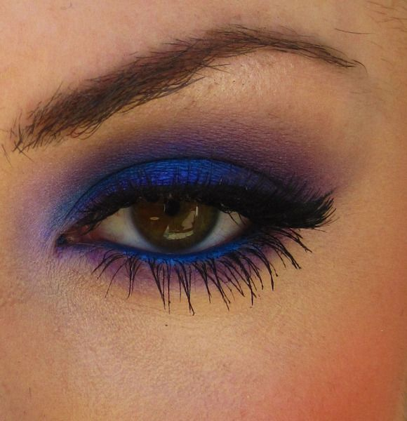 Electric Blue.