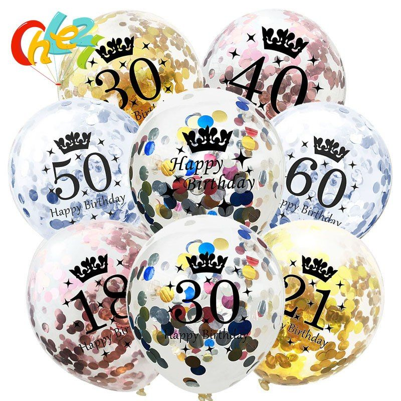 Cheap Ballons Accessories Buy Directly From China Suppliers10pcs 12inch Happy Birthday Balloon