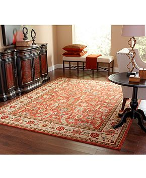 Area Rug Created For Macy S Persian Legacy Pl04 Terracotta 2 6